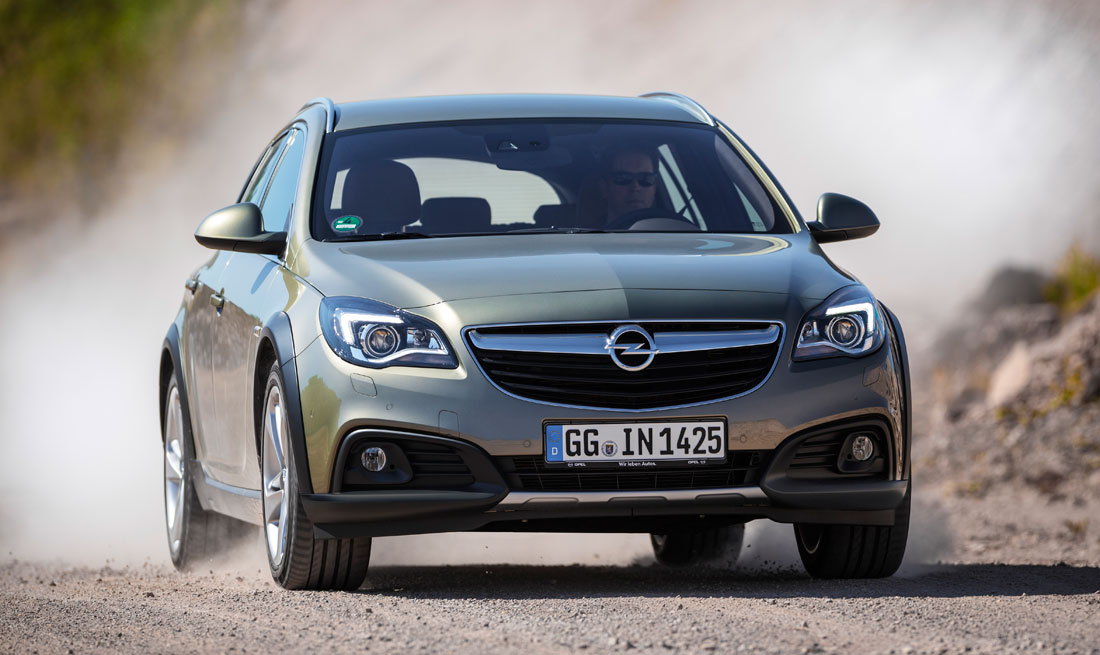 opel insignia sports tourer 2014 cartype. Black Bedroom Furniture Sets. Home Design Ideas