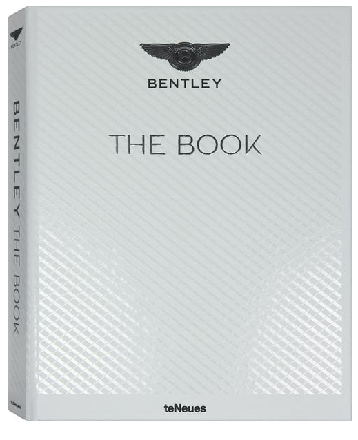 bentley the book cover