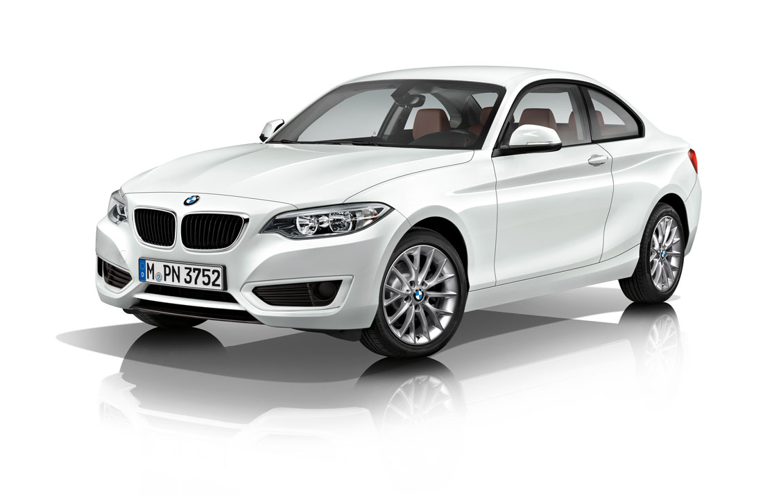 Bmw 2 series coupe 2014 cartype - Bmw 2 series coupe white ...
