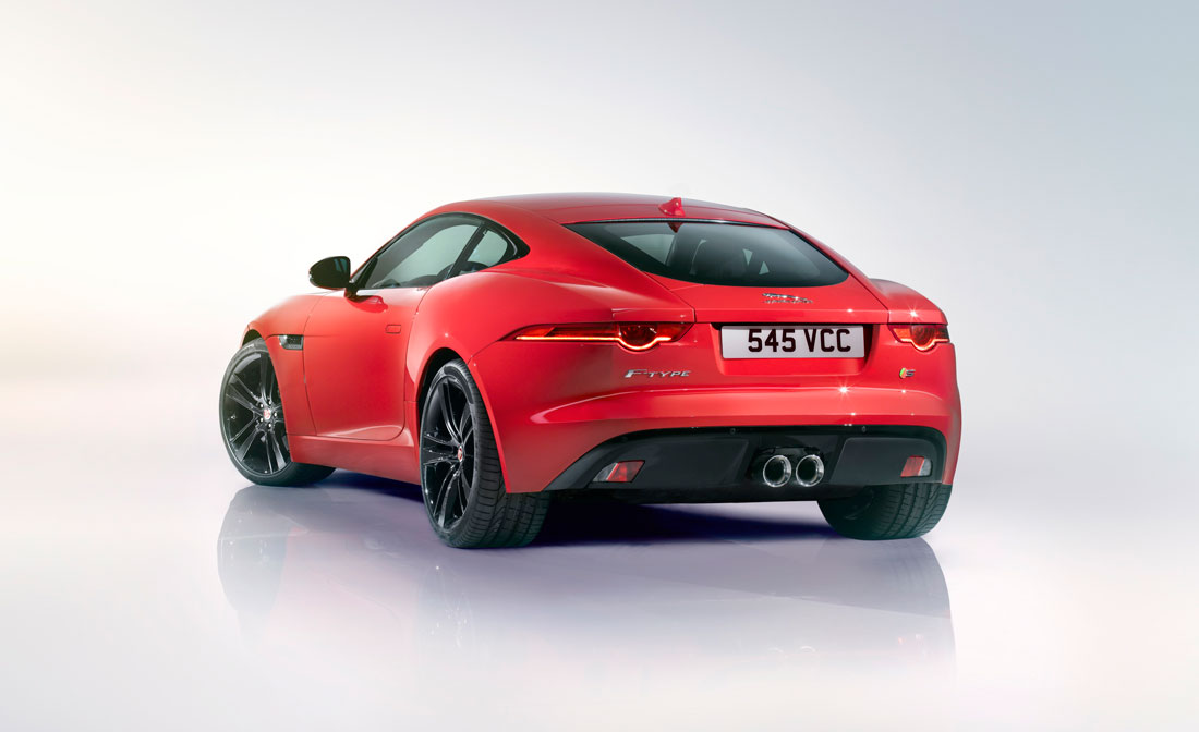 jaguar f type v6 coupe 2015 cartype. Black Bedroom Furniture Sets. Home Design Ideas