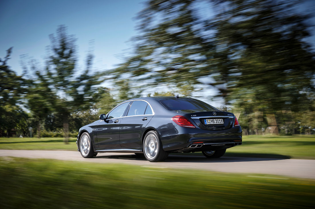 Mercedes benz s65 amg 2015 cartype for Mercedes benz s65