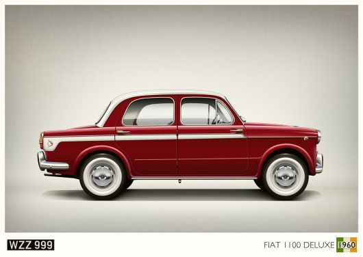 firstcar fiat 1100 deluxe