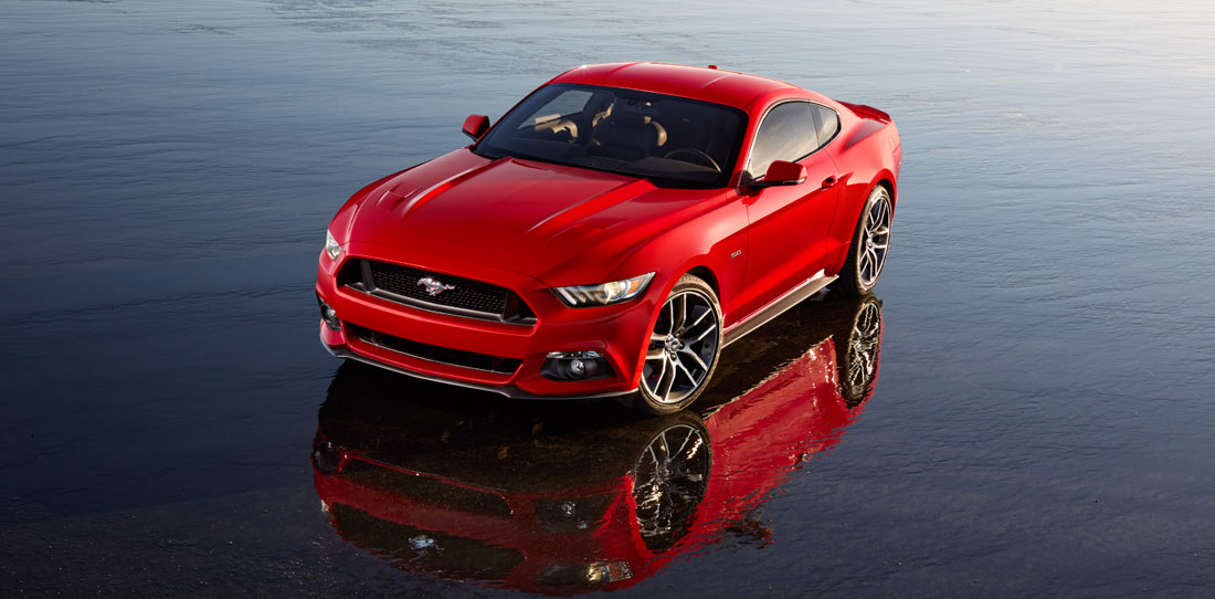 ford mustang gt : 2015 | cartype