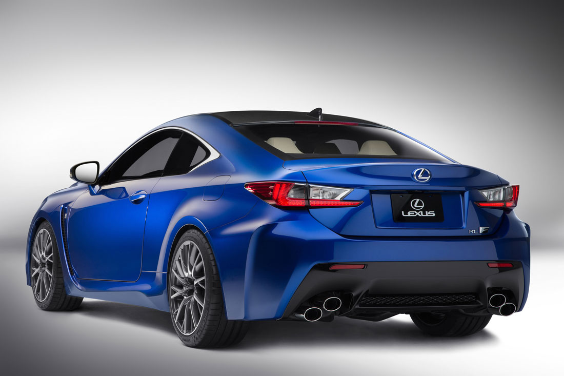lexus rc f 2015 cartype. Black Bedroom Furniture Sets. Home Design Ideas