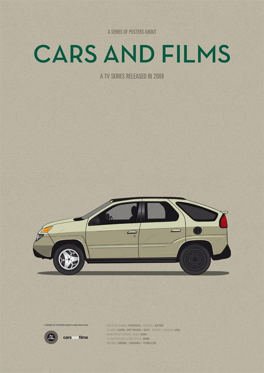 breaking bad pontiac
