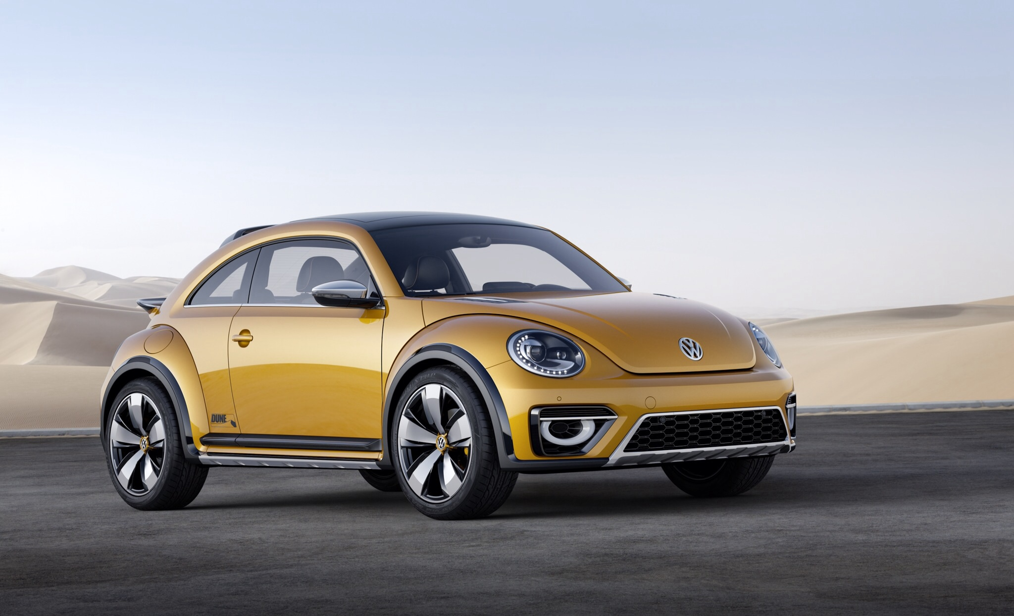 Image on Vw Beetle Dune Concept