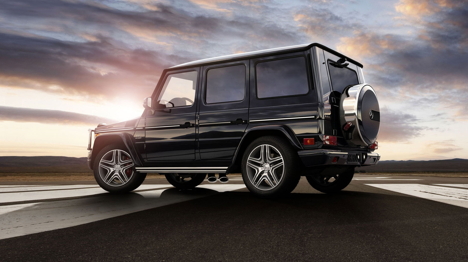 mercedes benz g63 amg 2014 cartype. Black Bedroom Furniture Sets. Home Design Ideas