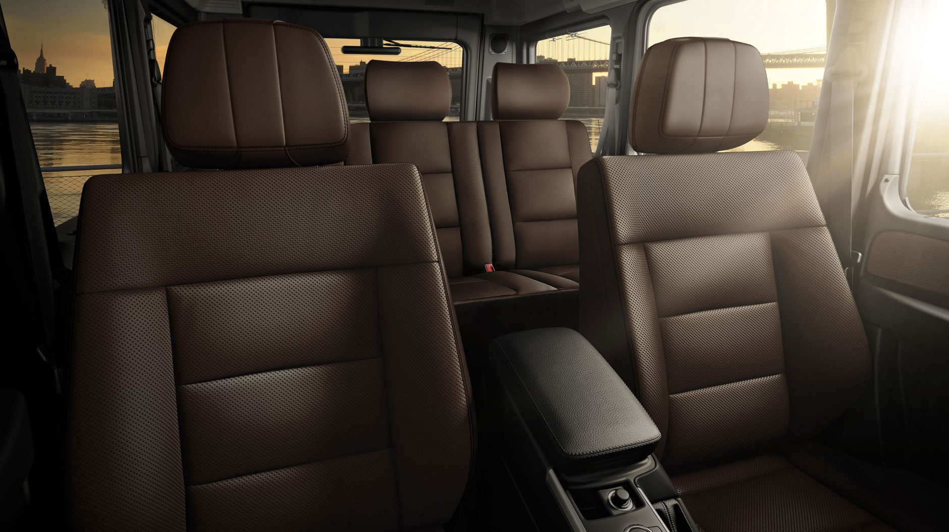 Mercedes benz g63 amg 2014 cartype for Mercedes benz leather