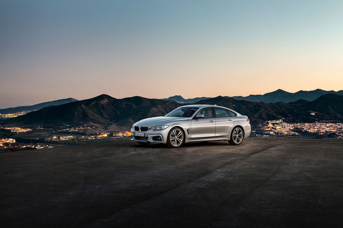 bmw 4 series gran coupe : 2015 | cartype