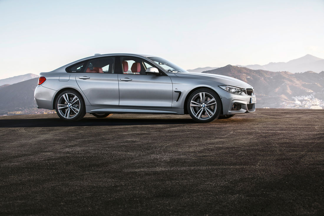 Bmw 4 Series Gran Coupe 2015 Cartype