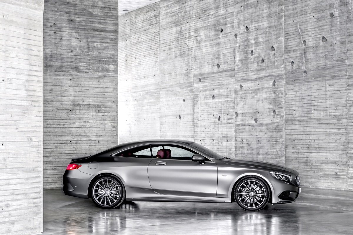mercedes benz s class coupe 2015 cartype. Black Bedroom Furniture Sets. Home Design Ideas