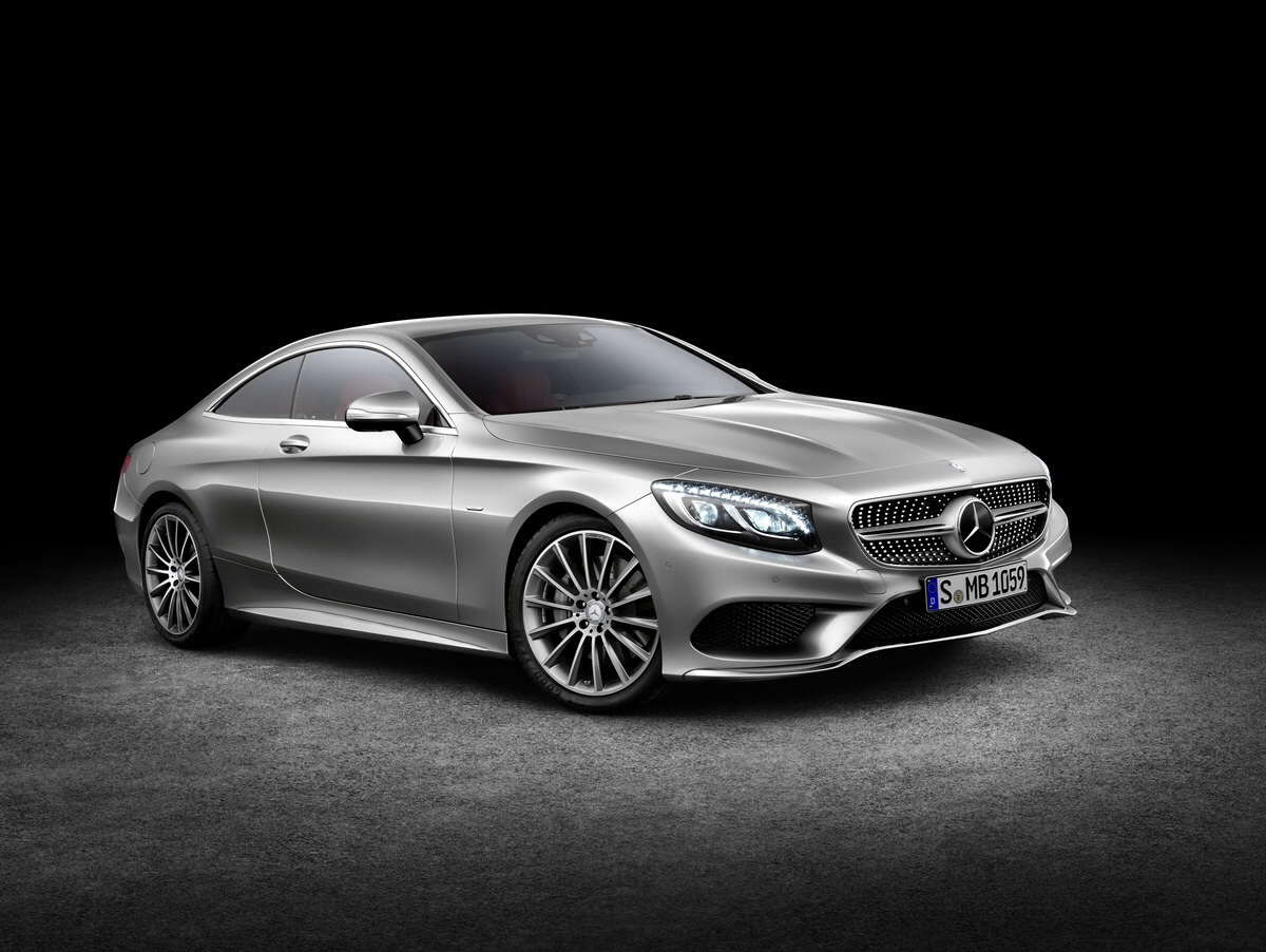Mercedes benz s class coupe 2015 cartype for S class coupe mercedes benz