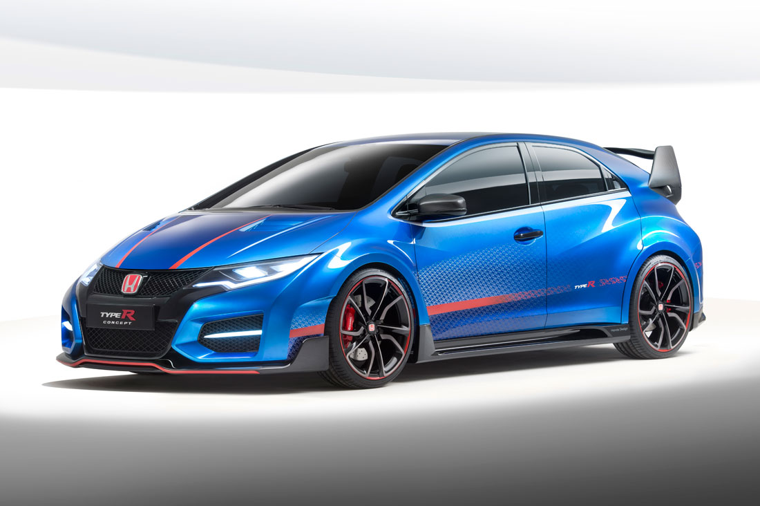 Honda civic type r 2014 cartype for Honda civic com