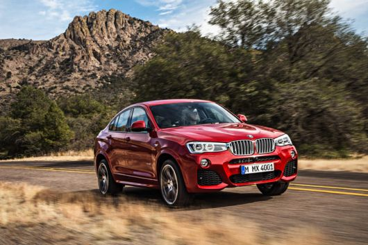 bmw x4 sports activity coupe 15 03