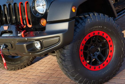 jeep wrangler level red 3 14
