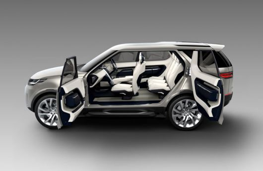 land rover discovery vision concept in 14 01