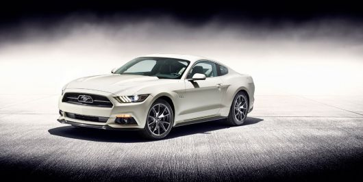 ford mustang 50 year limired edition 15 03