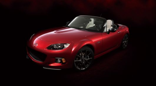 mazda mx 5 miata 25th anniv edition 15 2