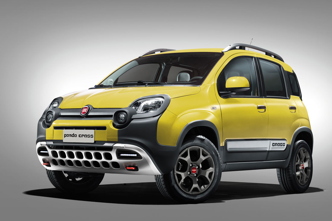 fiat panda cross 2015 cartype. Black Bedroom Furniture Sets. Home Design Ideas