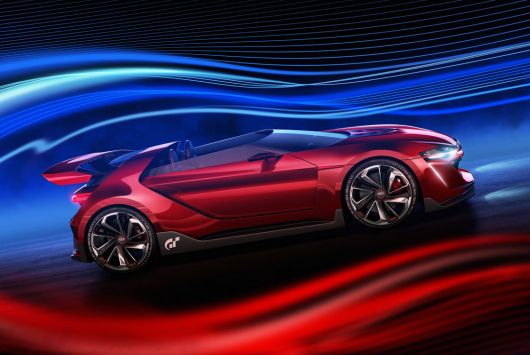 vw gti vision grand tourismo roadster 14 03