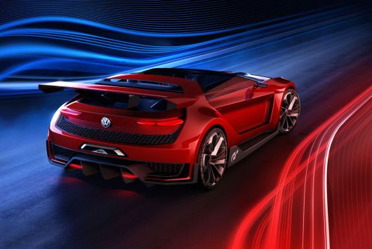 vw gti vision grand tourismo roadster 14 06
