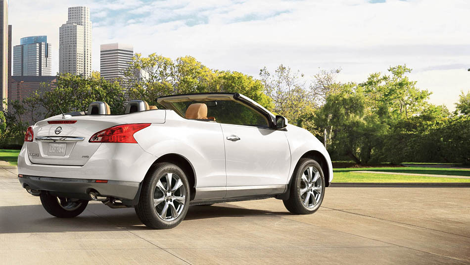 builds suv nissan convertible a o