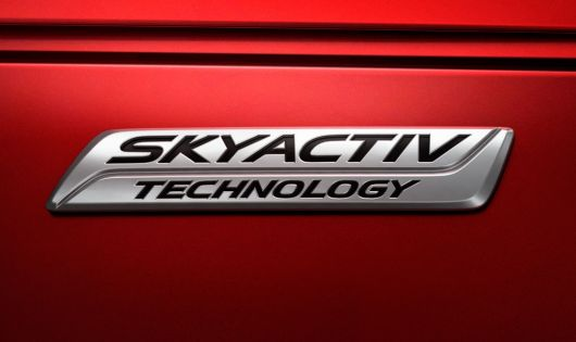 mazda mx5 16 skyactiv technology emblem
