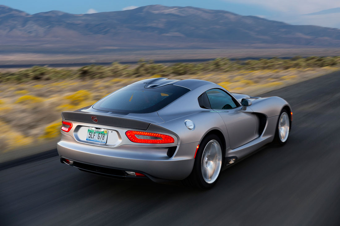 Dodge Viper Srt Coupe 2015 Cartype