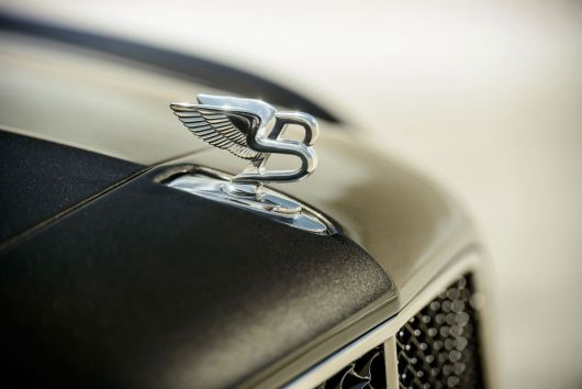 bentley mulsanne speed hood ornament 15