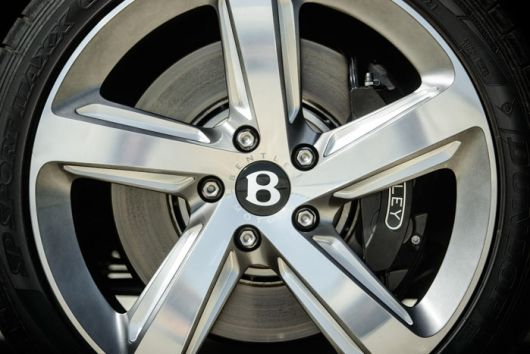 bentley mulsanne speed wheel 15