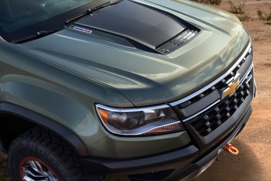 chevrolet colorado zr2 14 05