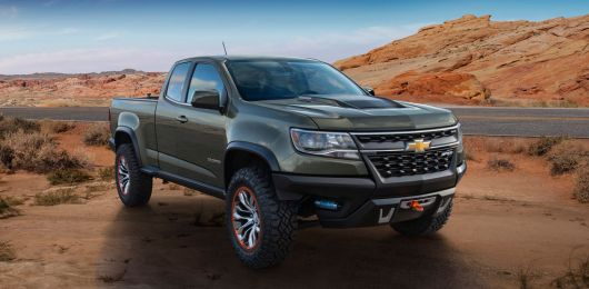 chevrolet colorado zr2 14 06