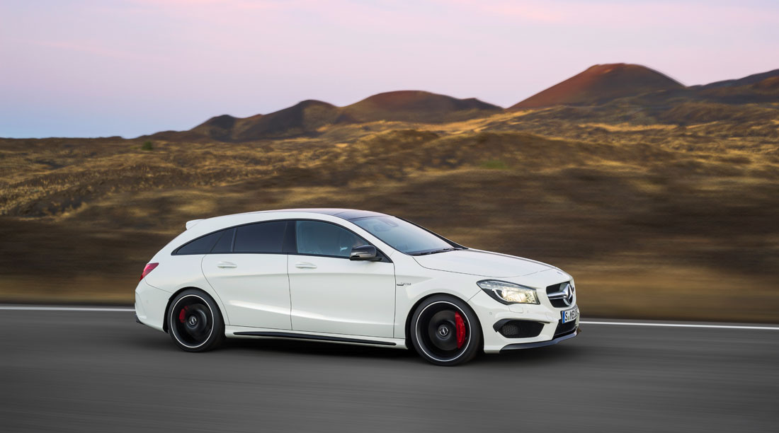 Mercedes benz cla 45 amg shooting brake 2015 cartype for Mercedes benz amg cla 45