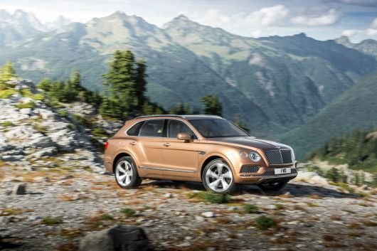 bentley bentayga 16 07