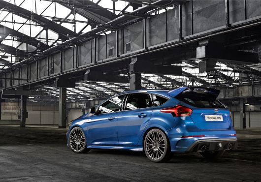 ford focus rs 16 04