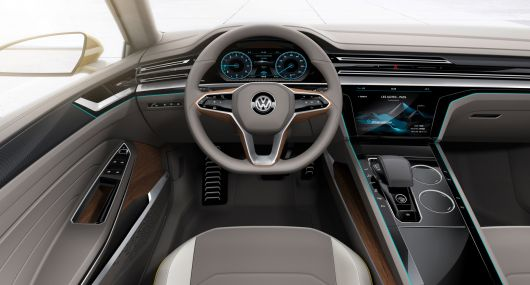 vw sport coupe concept gte in 15 03