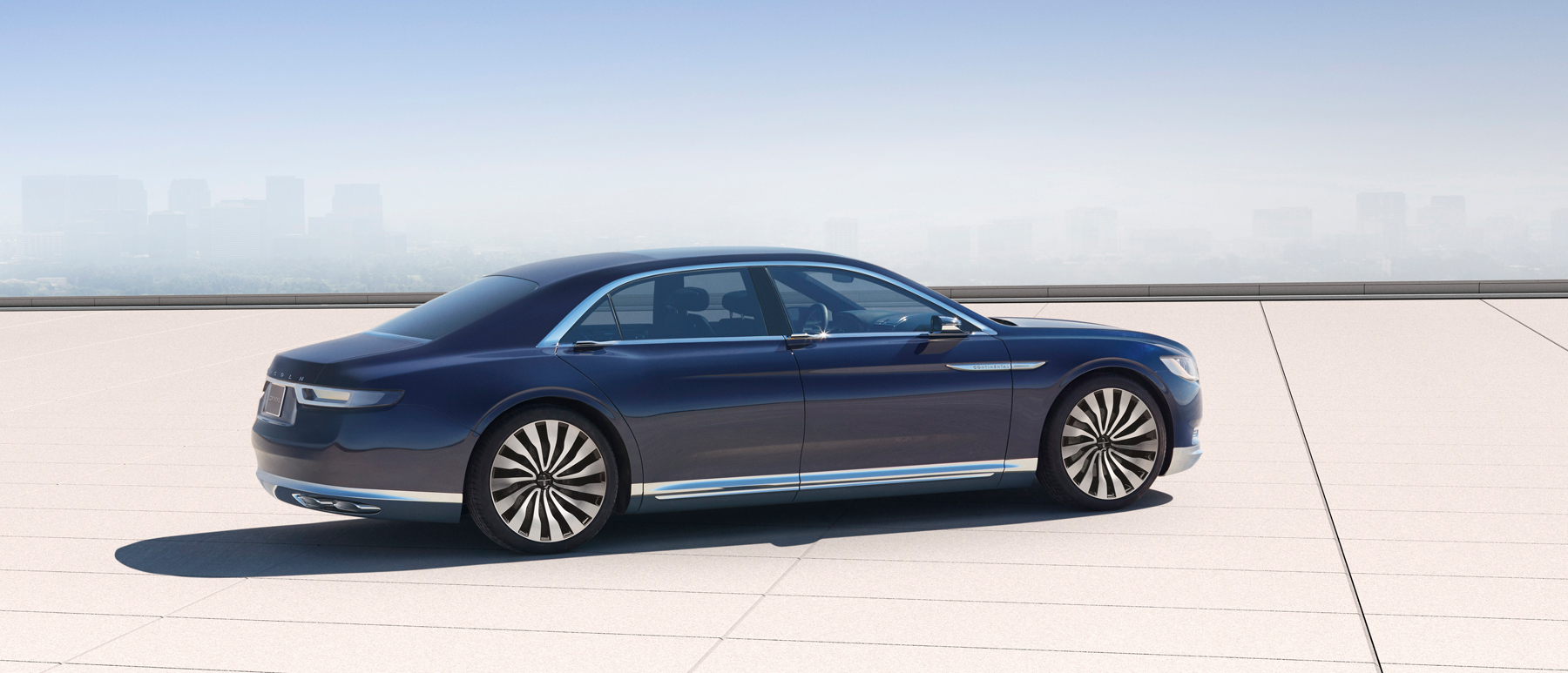 Lincoln Continental  2015  Cartype