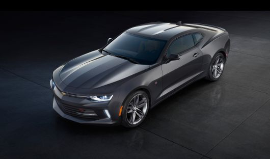 chevrolet camaro rs 4 16