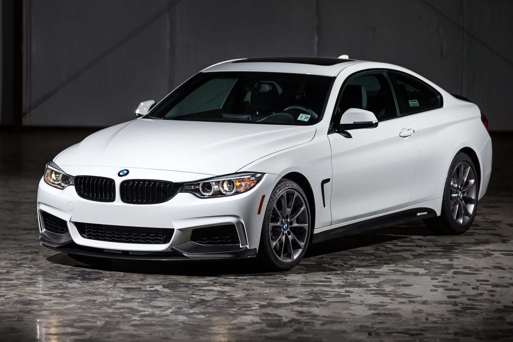 BMW 435i ZHP Coupe : 2016 | Cartype