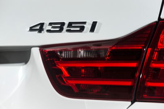 bmw 435i zhp coupe emblem 16