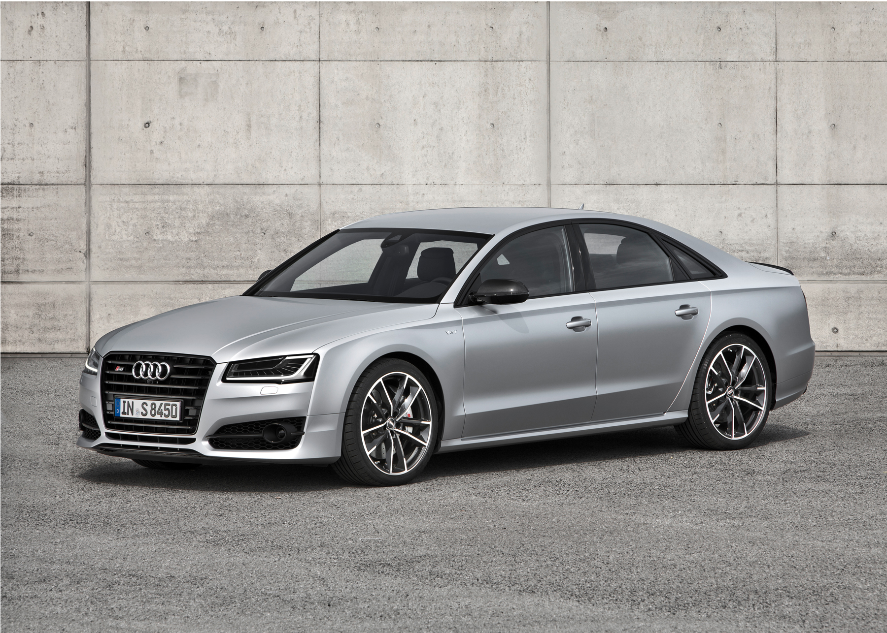 Audi S8 Plus : 2016 | Cartype