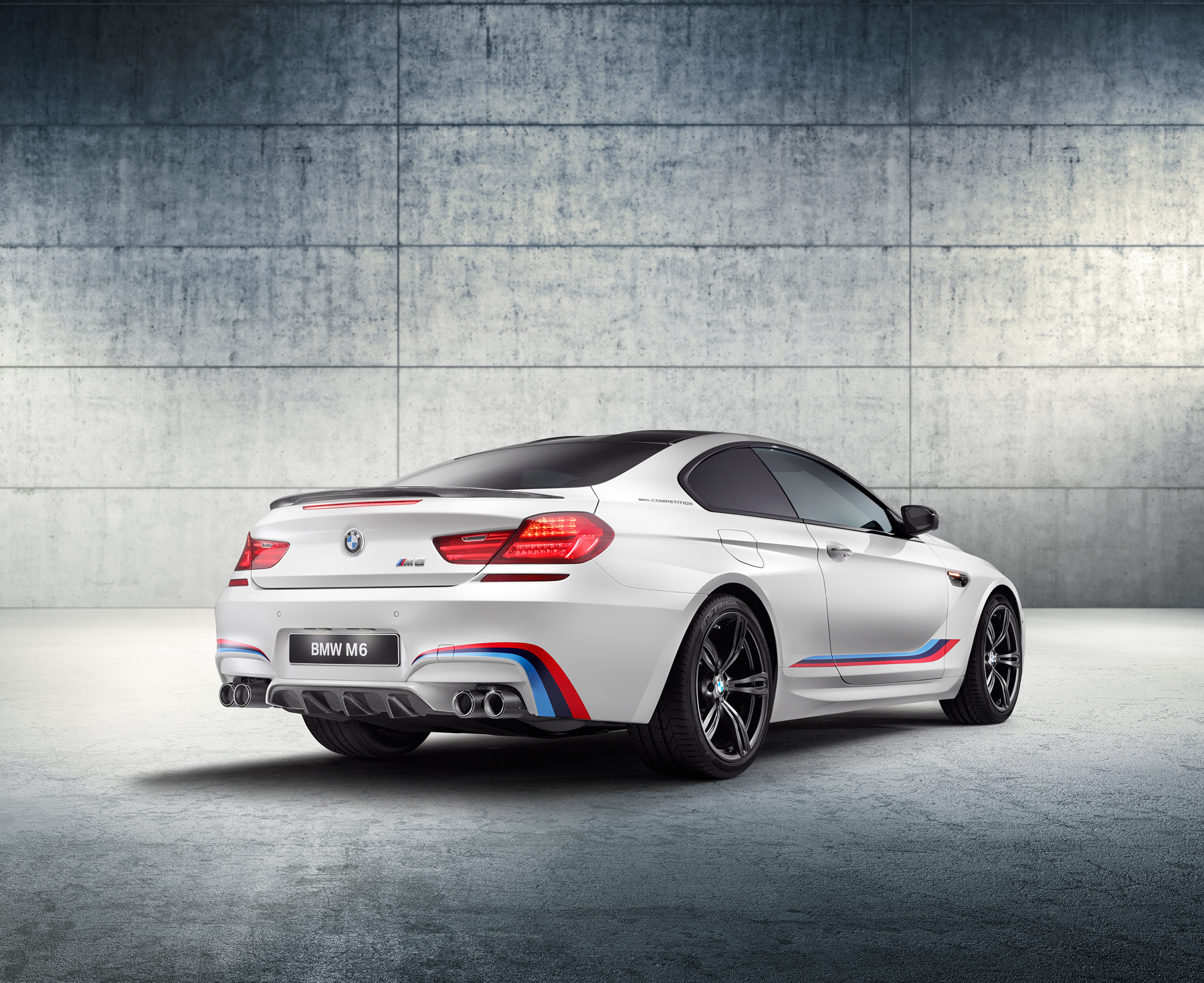 bmw m6 coupe competition edition 2016 cartype