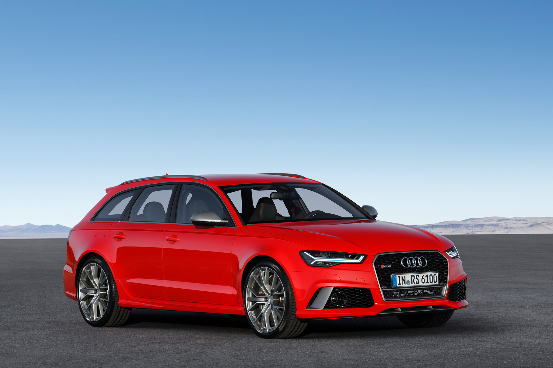 audi rs 6 avant performance 2016 cartype. Black Bedroom Furniture Sets. Home Design Ideas