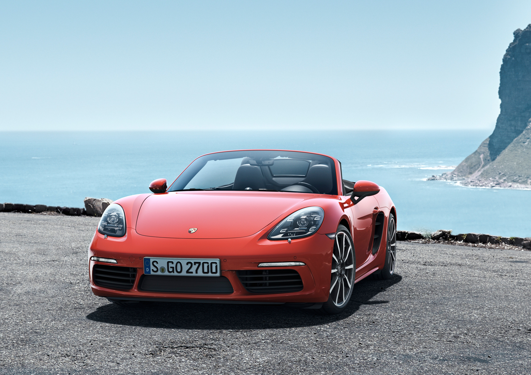 porsche 718 boxster s 2016 cartype. Black Bedroom Furniture Sets. Home Design Ideas