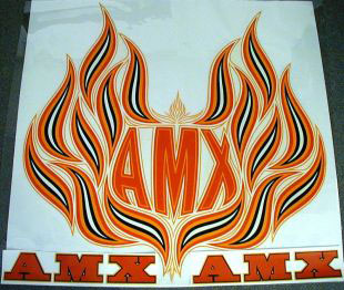 amc spirit amx a