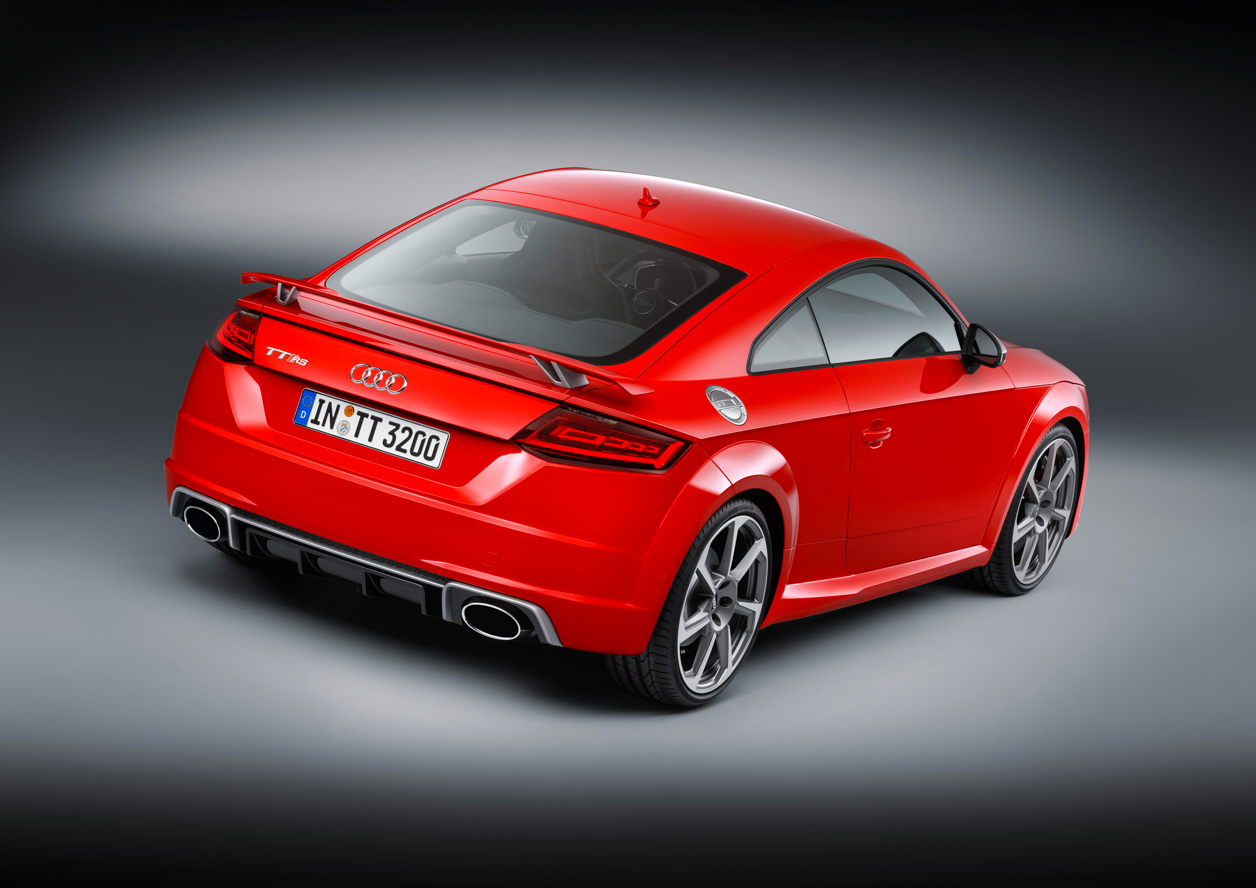 Car Shipping Companies >> Audi TT RS Coupe : 2017 | Cartype