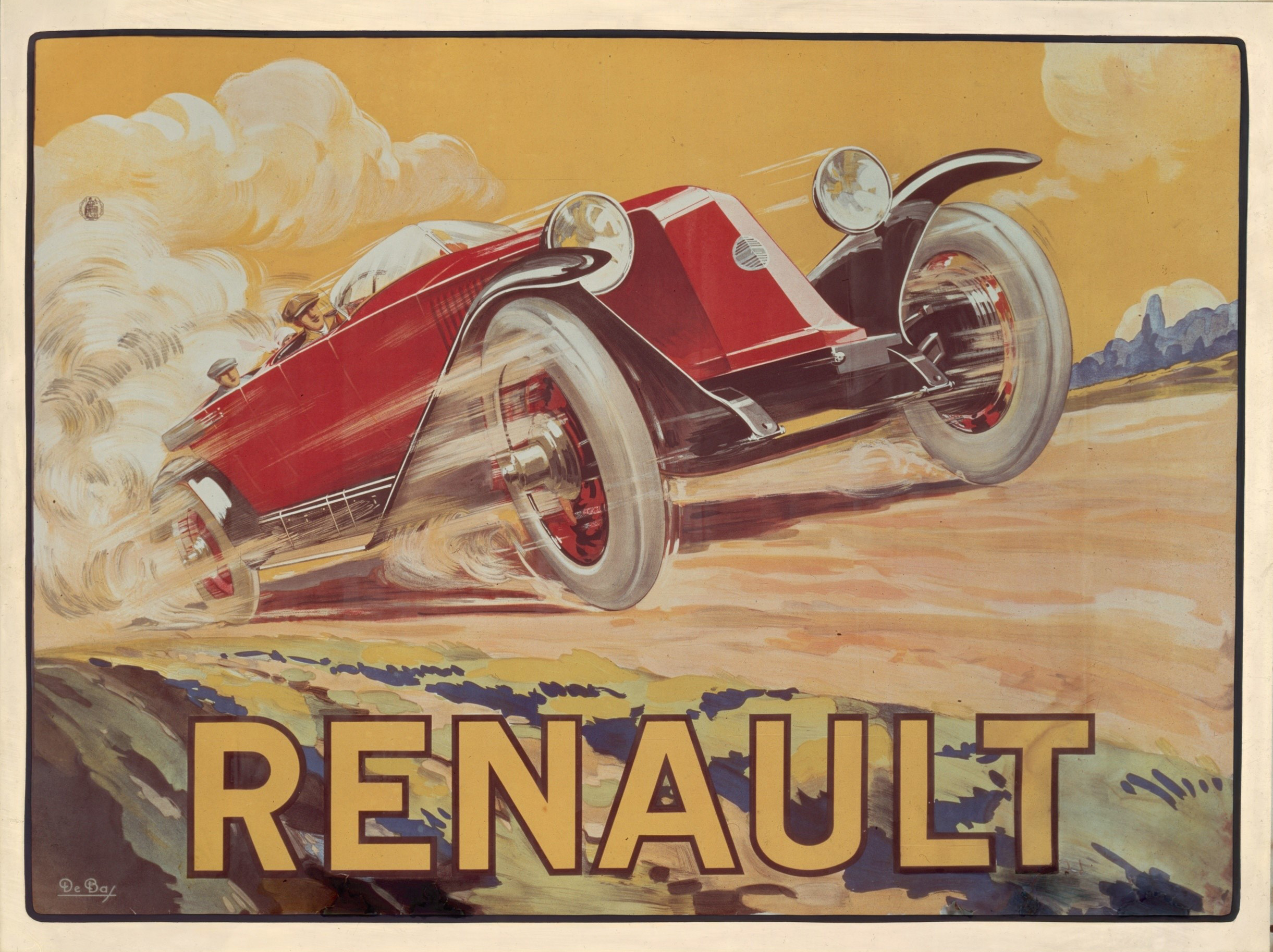 renault posters