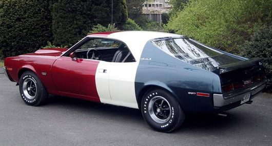 amc javelin sst trans am rs