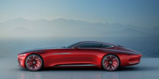 mercedes maybach vision 6 16 03