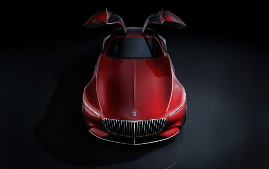 mercedes maybach vision 6 16 04